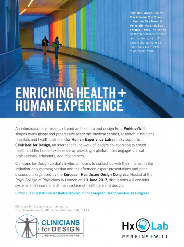 Clinicians for Design - Inaugural Workshop | Dochitect