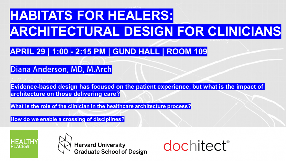 Presentations | Dochitect | Medicine and Architecture Integrated
