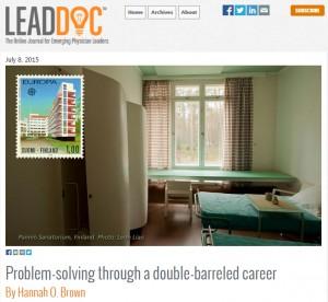LeadDoc Story Screenshot2